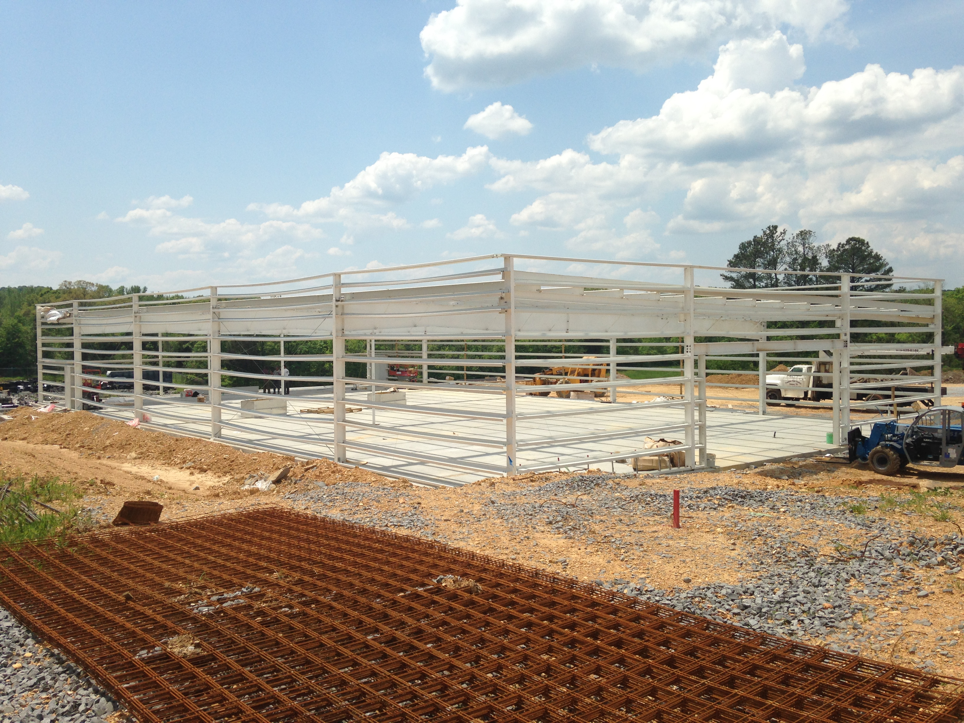 Commercial Construction at 120 W. Kingston Springs Rd.